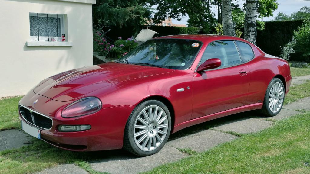 [ VENDUE] Maserati 4200 CambioCorsa 2004 - 39500 kms - Page 2 M_420012