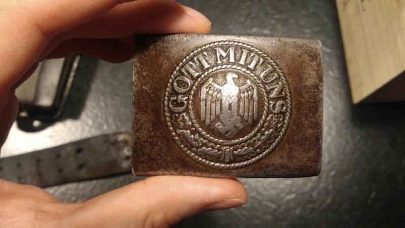 Demande d'information sur une boucle de ceinturon allemand 15774611