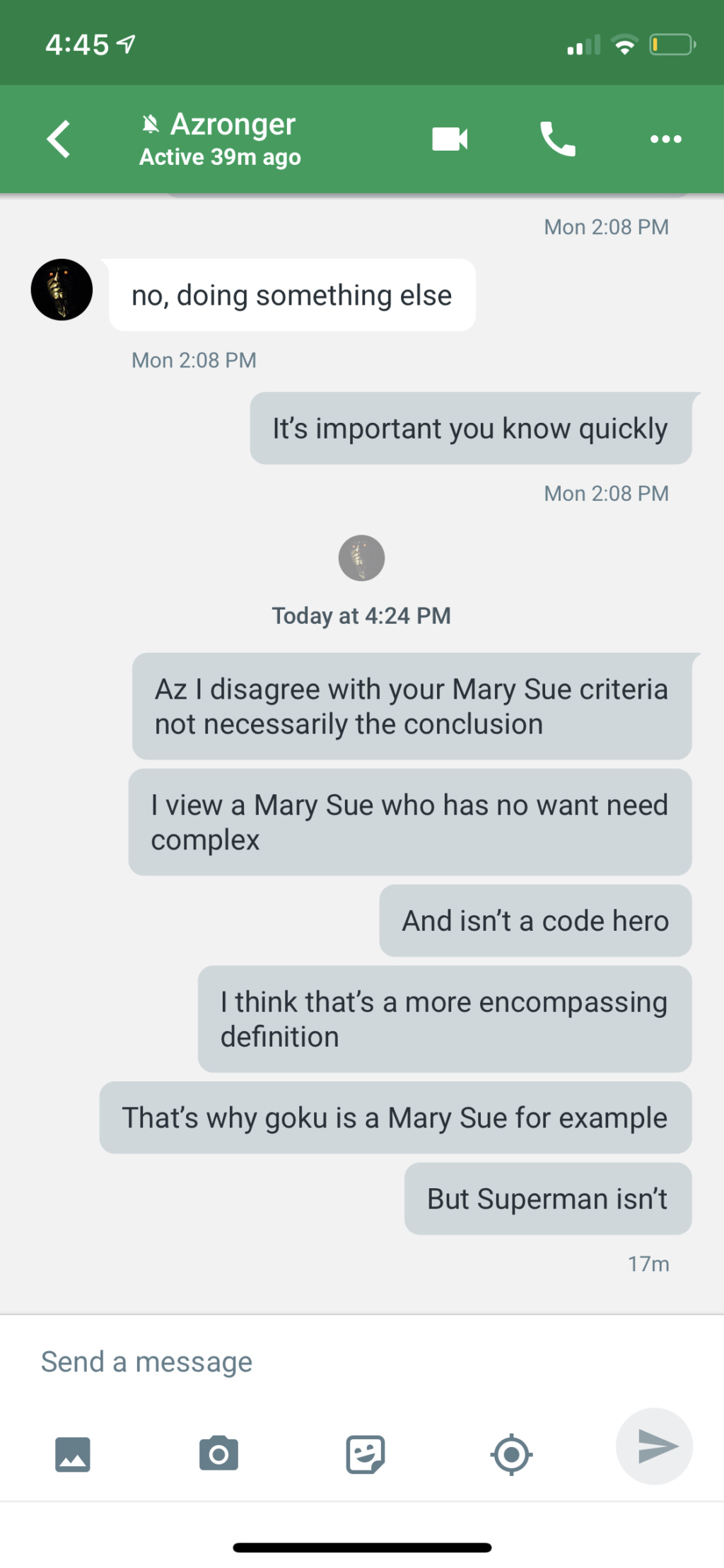 Is Starkiller a mary sue? - Page 2 Bec71910