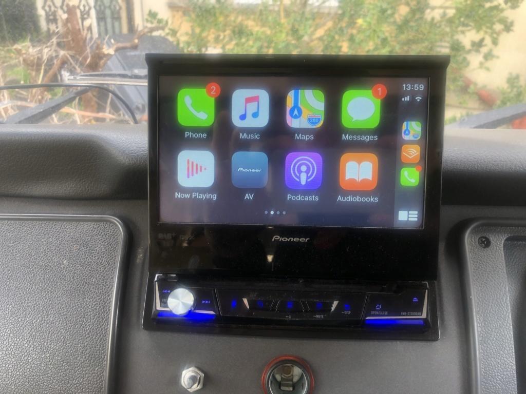 Apple Carplay T2-210