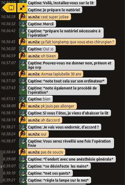 [C.H.U] Rapports d'actions RP de Captine Bandi558
