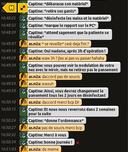 [C.H.U] Rapports d'actions RP de Captine Bandi559