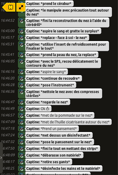 [C.H.U] Rapports d'actions RP de Captine Bandi560