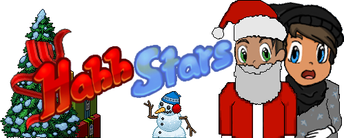 HABBSTARS - Événement de noël ! Logo10