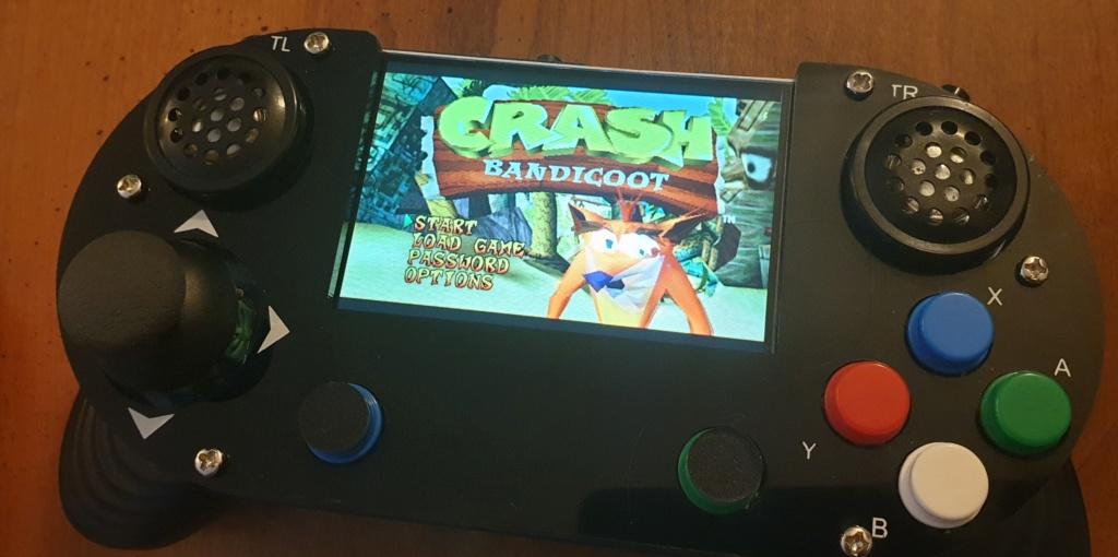 [VENDUE] Console portable sous raspberry pi 3 b+ GAME HAT modifiée 20190930