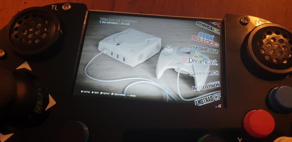 [VENDUE] Console portable sous raspberry pi 3 b+ GAME HAT modifiée 20190933