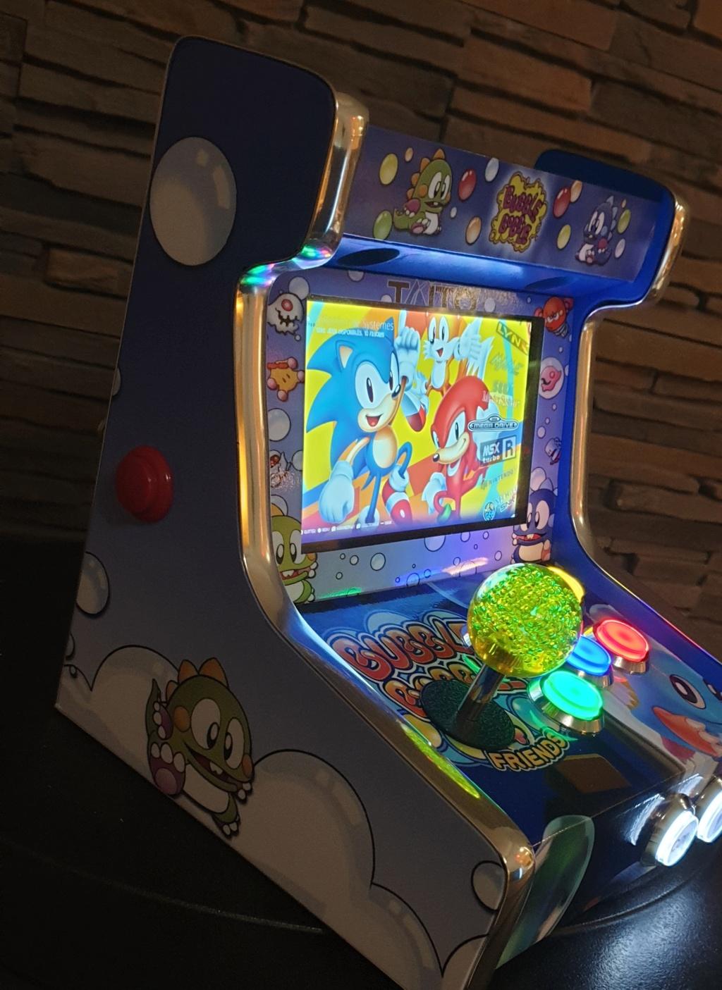 Avis mini borne arcade 20200310