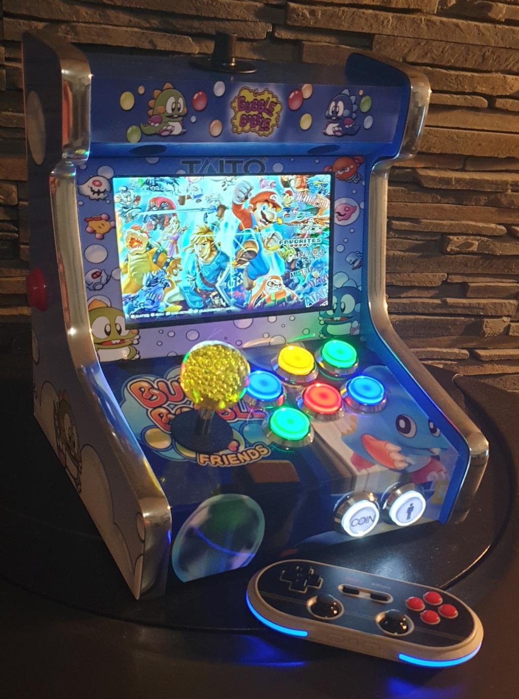 Avis mini borne arcade 20200311