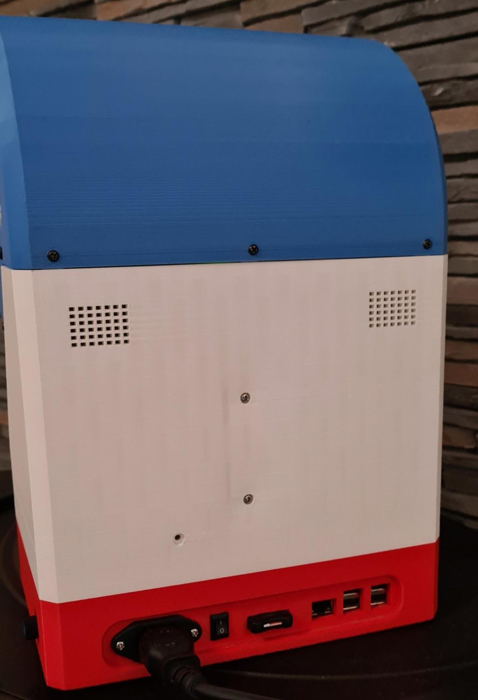 [VENDS] Mini Bartop Raspberry pi original design neo geo écran 4/3    8 pouces 20200610