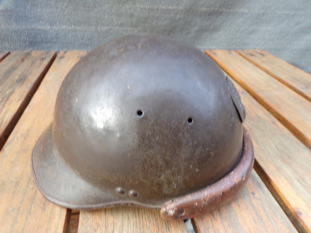 casque M35 cavalerie - PHILPENS - NOVEMBRE 1 VENDU 100_0415