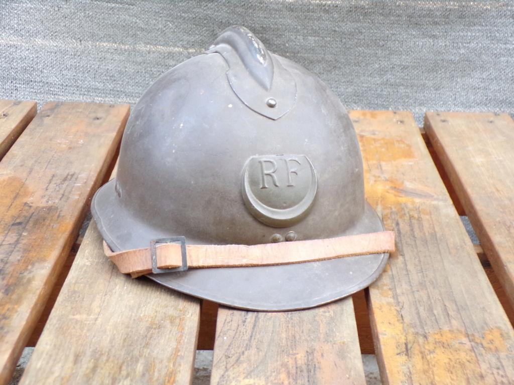 casque M26/15 troupes d'afrique - PHILPENS - JANV 1 100_0532