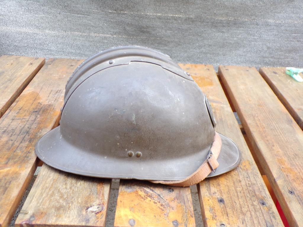 casque M26/15 troupes d'afrique - PHILPENS - JANV 1 100_0535