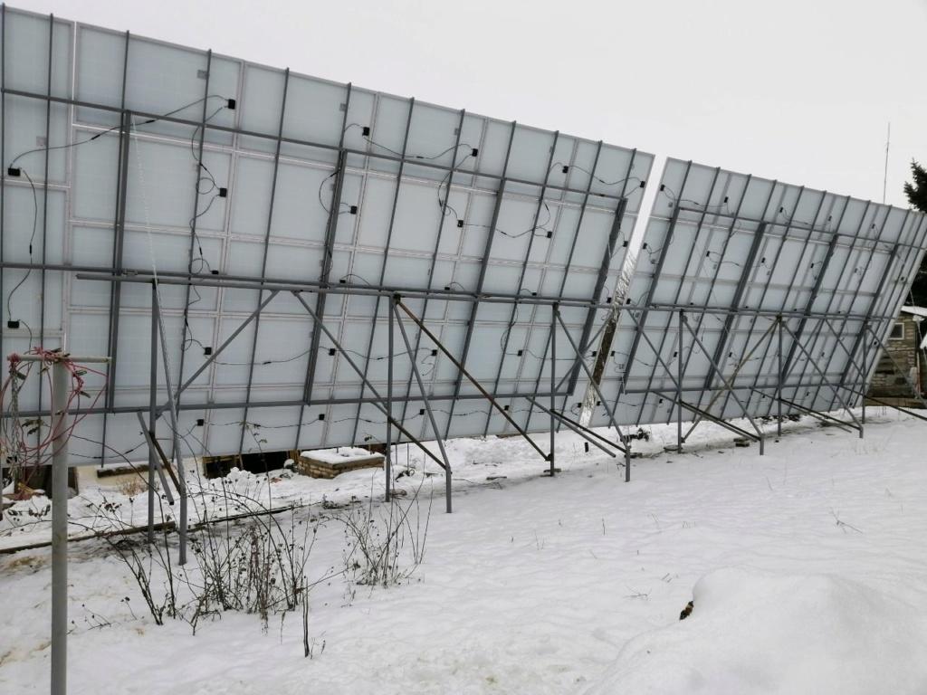 Солнечные станции под зеленый тариф 0311