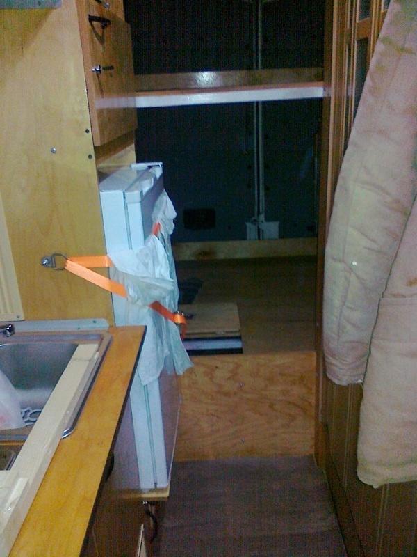 Мой кемпер на базе Фиат Дукато макси 21101010