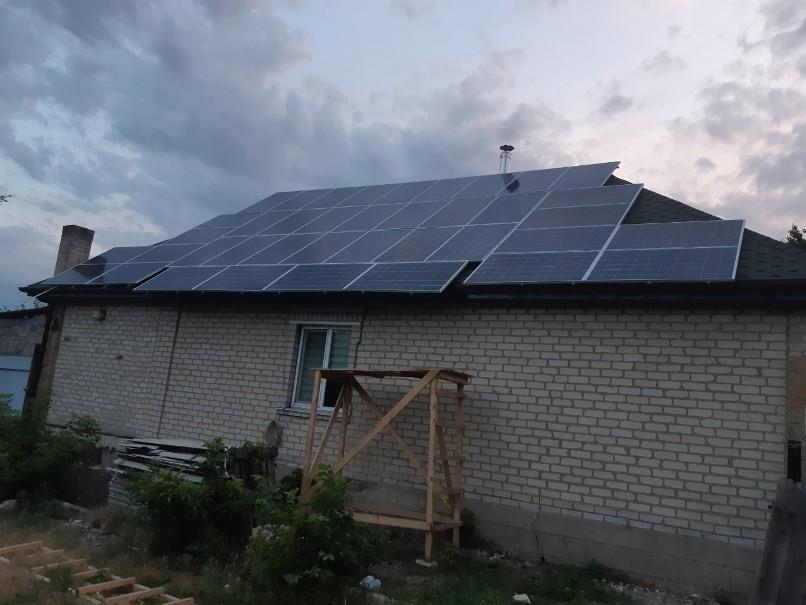 Солнечные станции под зеленый тариф Euaa10