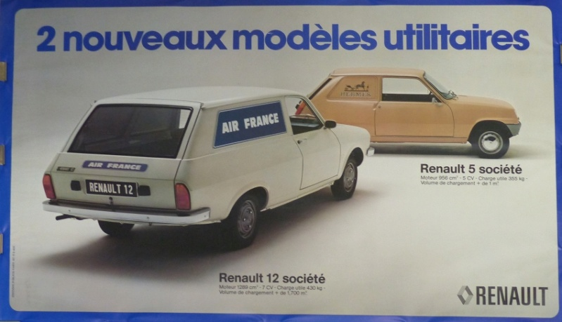 R12 Tôlé Type R2360 de 1977 (suite) - Page 2 A507111