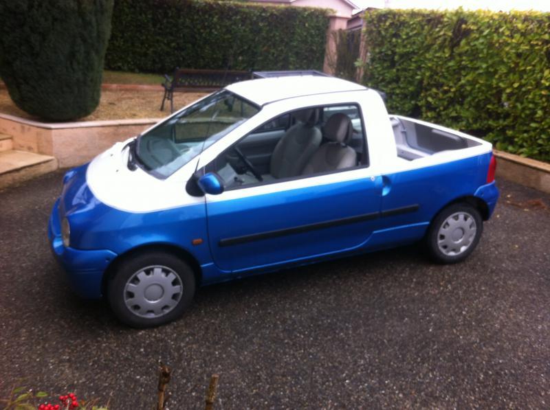 Renault revu et corrigée Twingo10