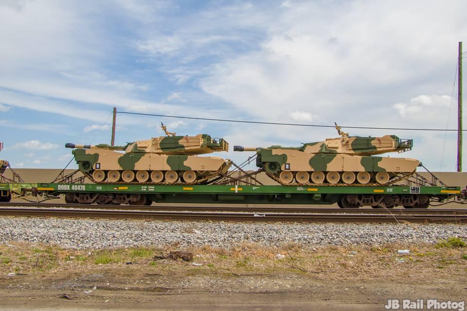 M1A1 SA ABRAMS Marocains / Moroccan M1A1 SA ABRAMS M410