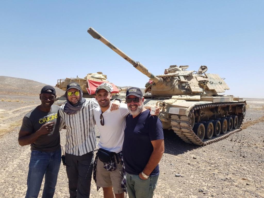 M60 Patton dans les FAR / Moroccan Army M60 Patton - Page 15 M60_110