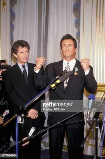 SYLVESTER STALLONE COLLECTIONS  Gettyi18