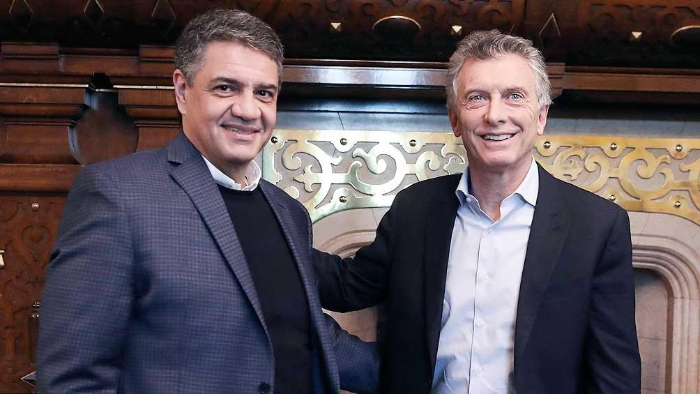 """Jorge Macri destacó el """"liderazgo indiscutido"""" del presidente 001101"""