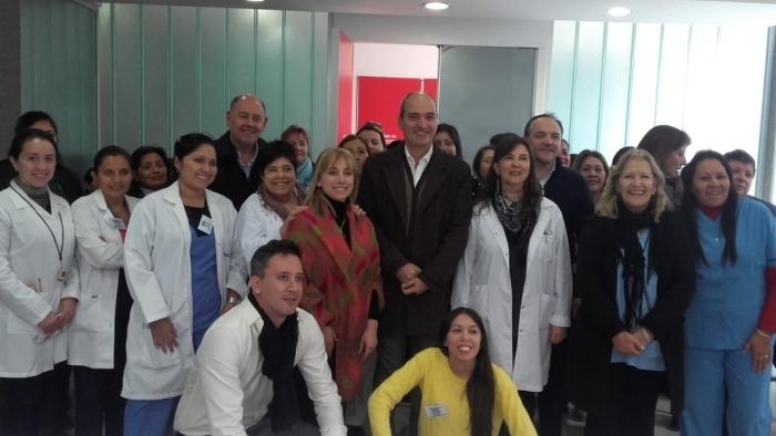 MALVINAS ARGENTINAS: TALLER DE ACTUALIZACIÓN EN VACUNAS PARA EL EQUIPO DE SALUD 00111