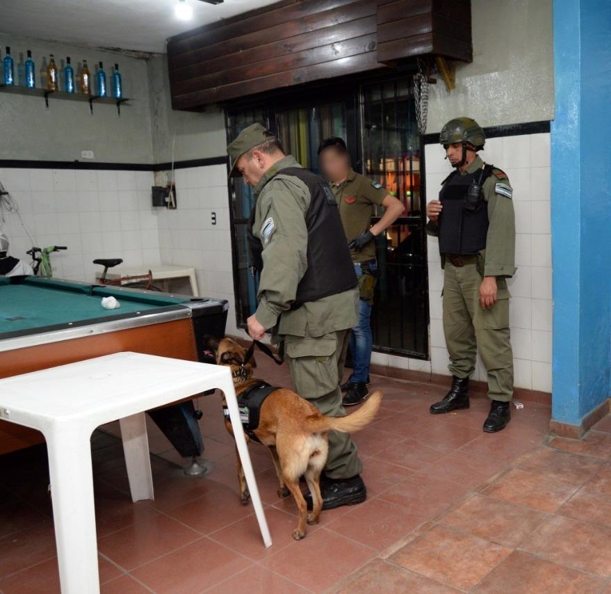José C. Paz: Lo detienen acusado de explotación sexual. 001110