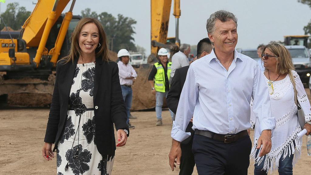 Suipacha: Macri y Vidal juntos. 00140