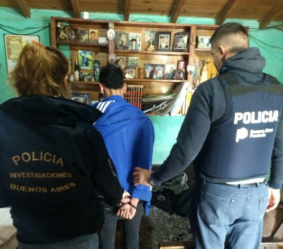 Malvinas Argentinas: Detienen banda que robaba a choferes de Uber. 00151