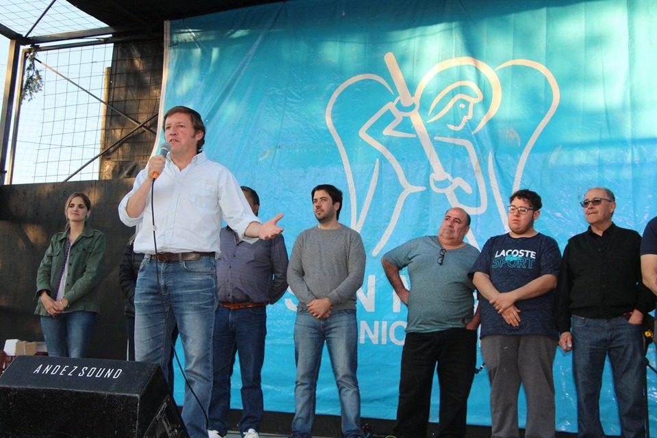 """San Miguel. Jaime Méndez: """"Por supuesto que vamos a ganar"""" . 00183"""