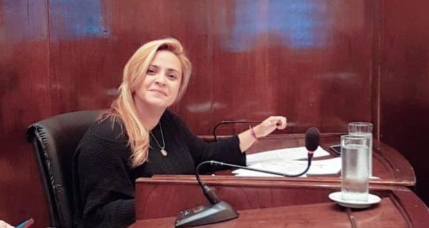 Concejal electa por el cariglinismo dejó el bloque Cambiemos en Morón. 00191