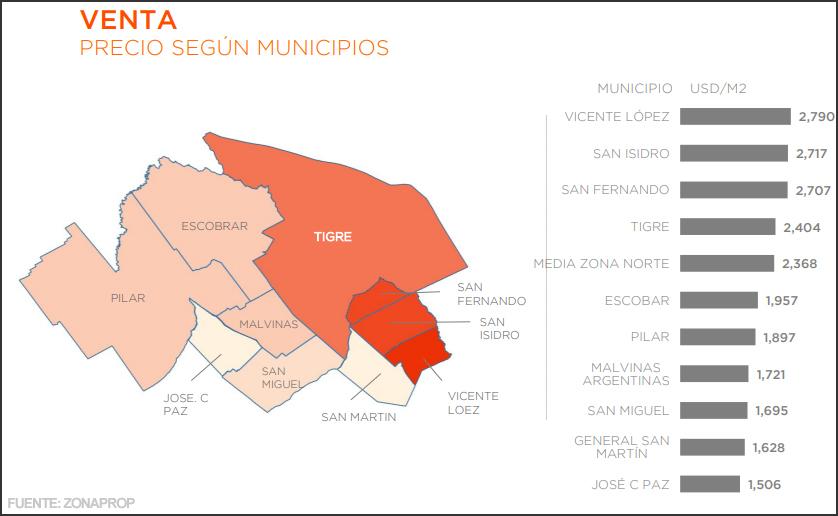Departamentos en el Gran Buenos Aires, ¿una oportunidad?: así bajaron los precios en dólares 00412