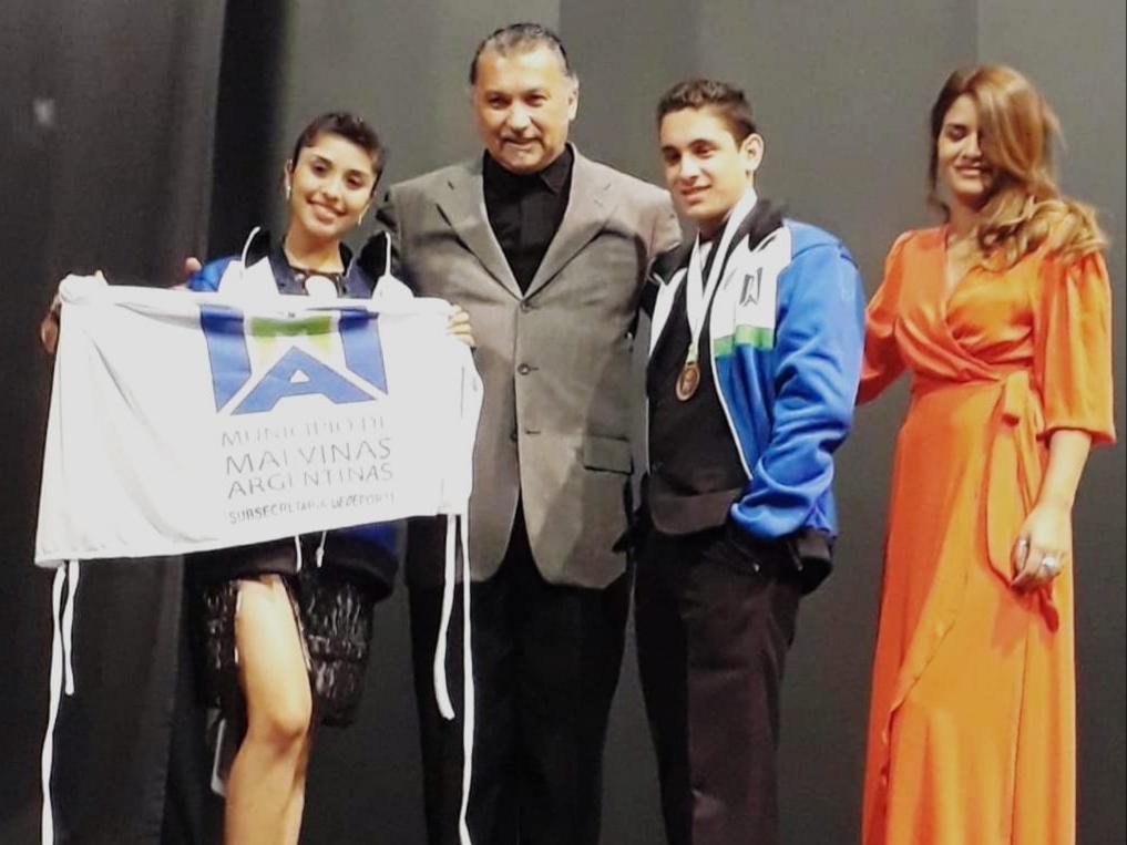 Malvinas Argentinas: Medallas en los Torneos Bonaerenses. 20181010