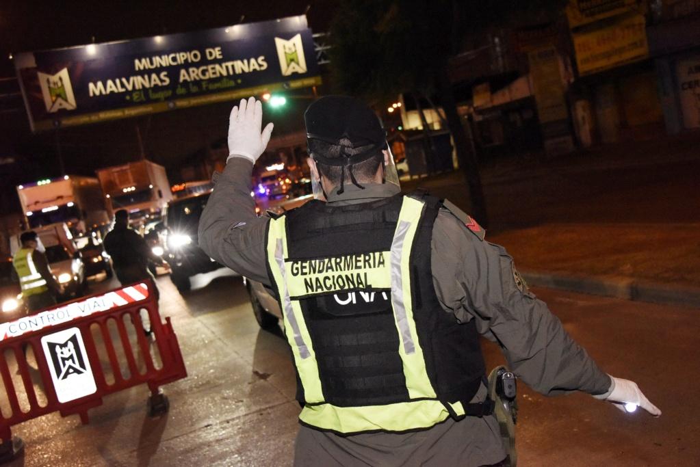 SEGURIDAD - Malvinas Argentinas: Crecientes operativos de seguridad en el distrito. 20200611