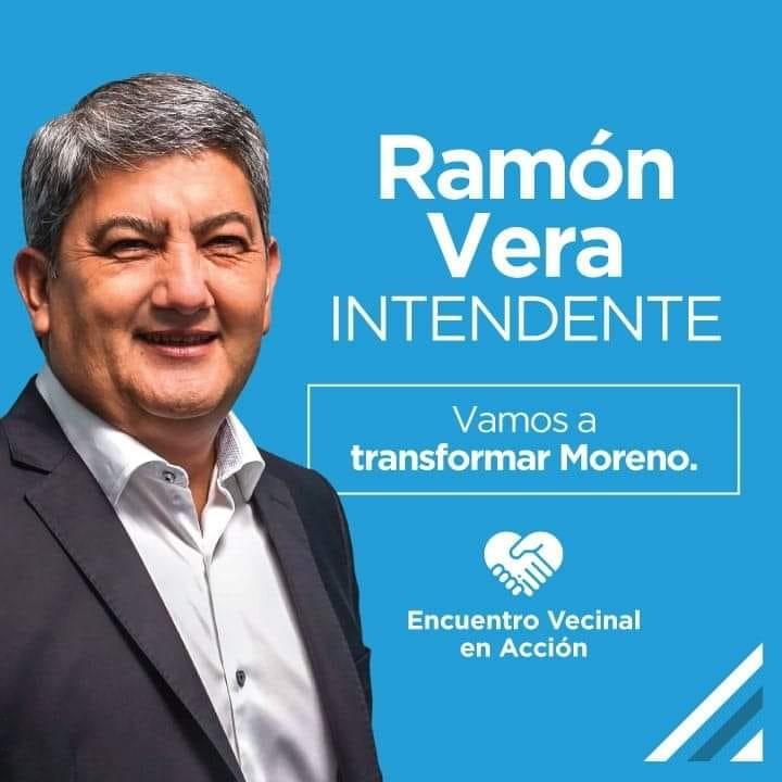 Moreno: Con Ramón Vera, el vecinalismo hace pie. 56606310