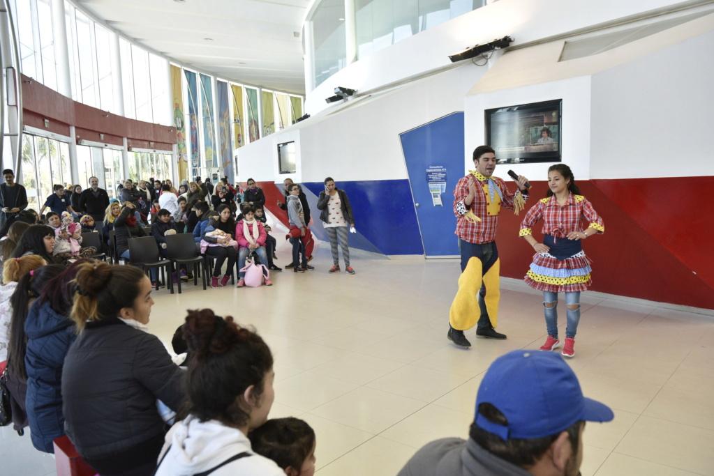 Malvinas Argentinas: El hospital pediátrico con una propuesta innovadora para recibir a niños y padres _car3710