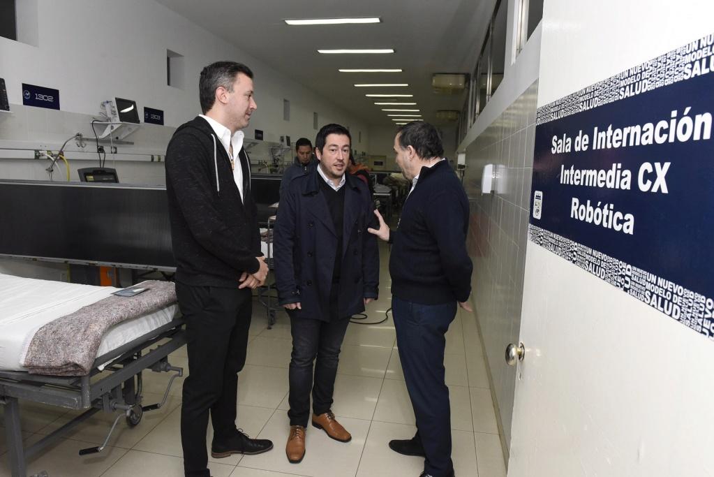 Malvinas Argentinas: con la terapia intensiva más grande de la provincia de Buenos Aires. _dsc0610