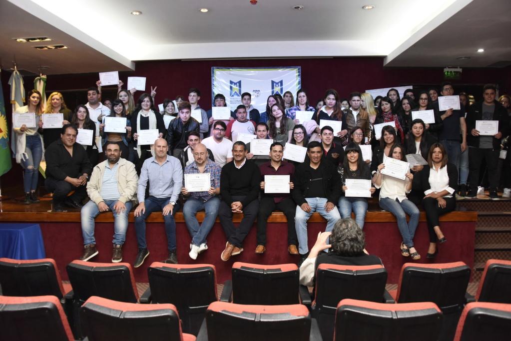 Malvinas Argentinas: alumnos terminan sus estudios secundarios _dsc2710