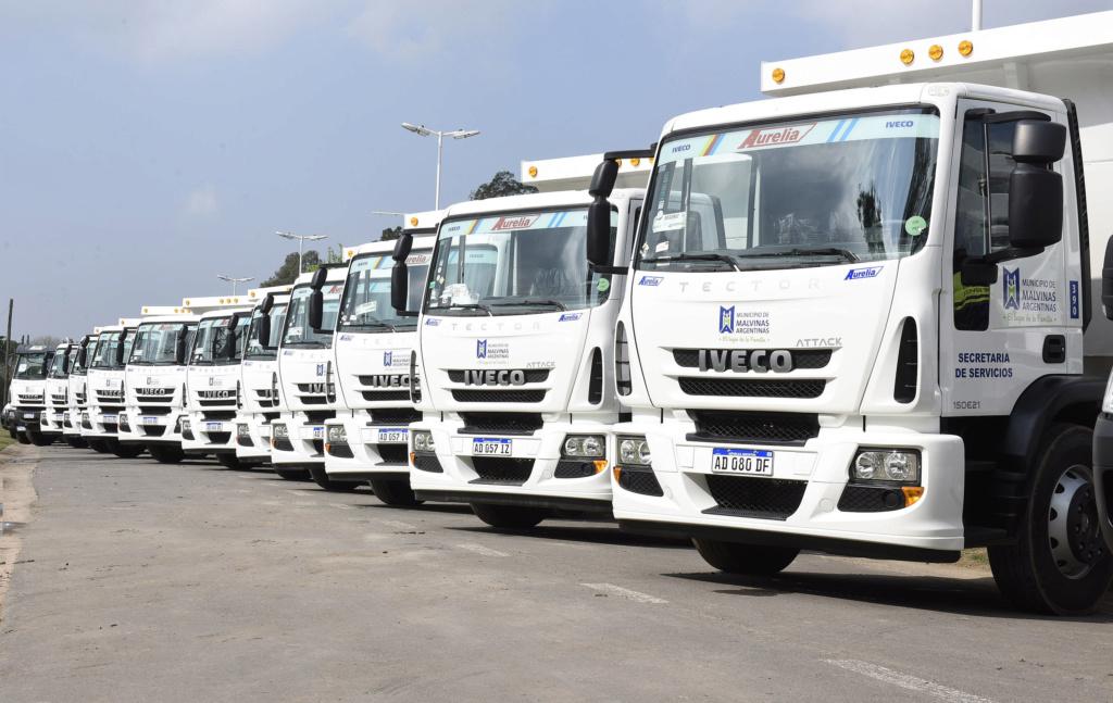 Malvinas Argentinas: nuevos vehículos en su flota.  _dsc3410