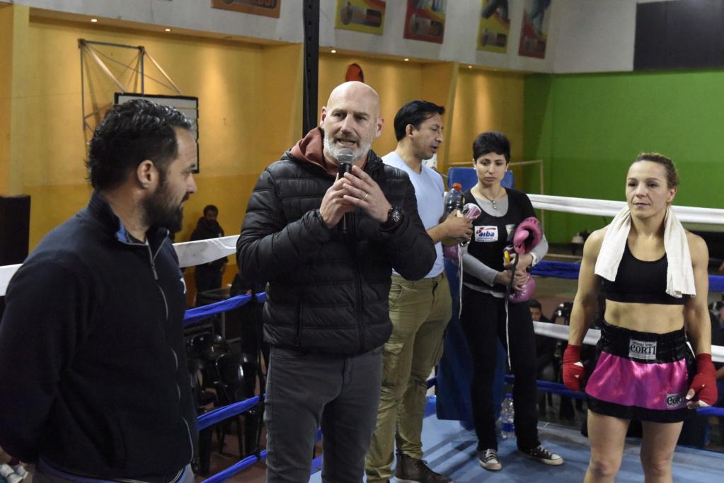 Malvinas Argentinas: exhibición de boxeo y kick boxing. _dsc8311