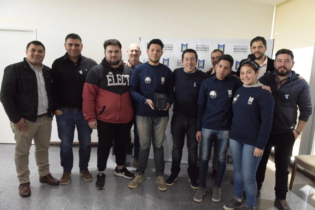 """Malvinas Argentinas. Leo Nardini: """"hay que reivindicar la labor que realizan las escuelas técnicas"""". _jcc1810"""
