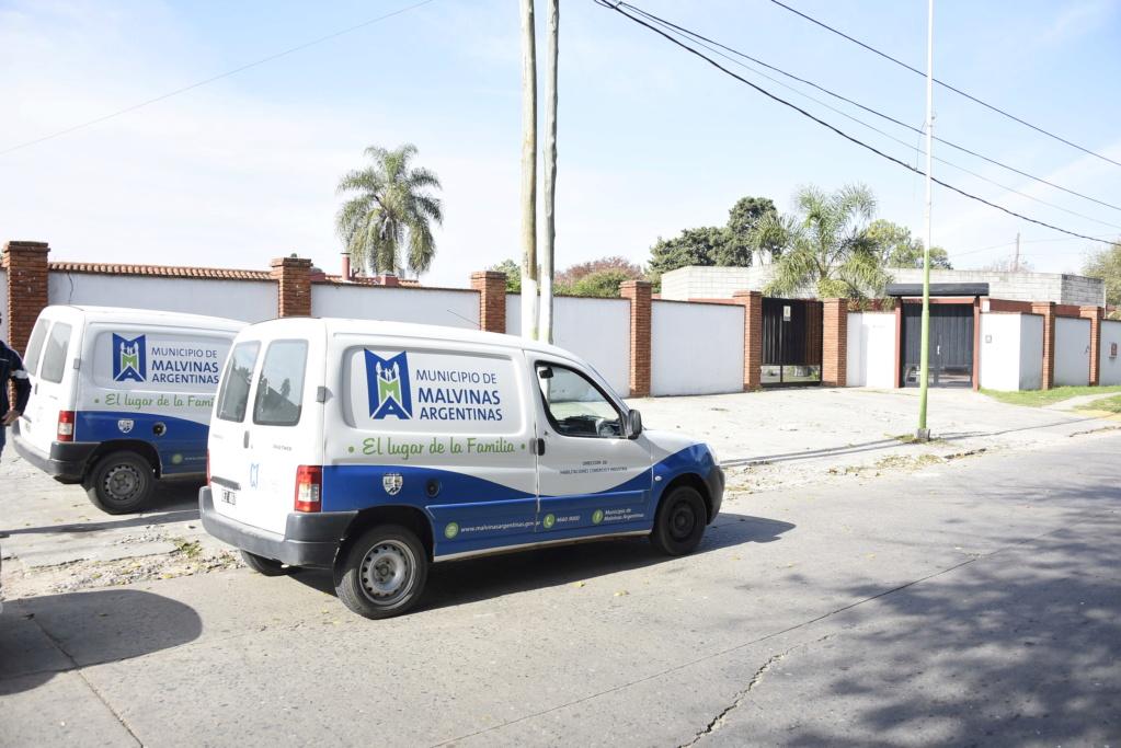 Malvinas Argentinas: Se acentúan los controles en geriátricos _jcc3111
