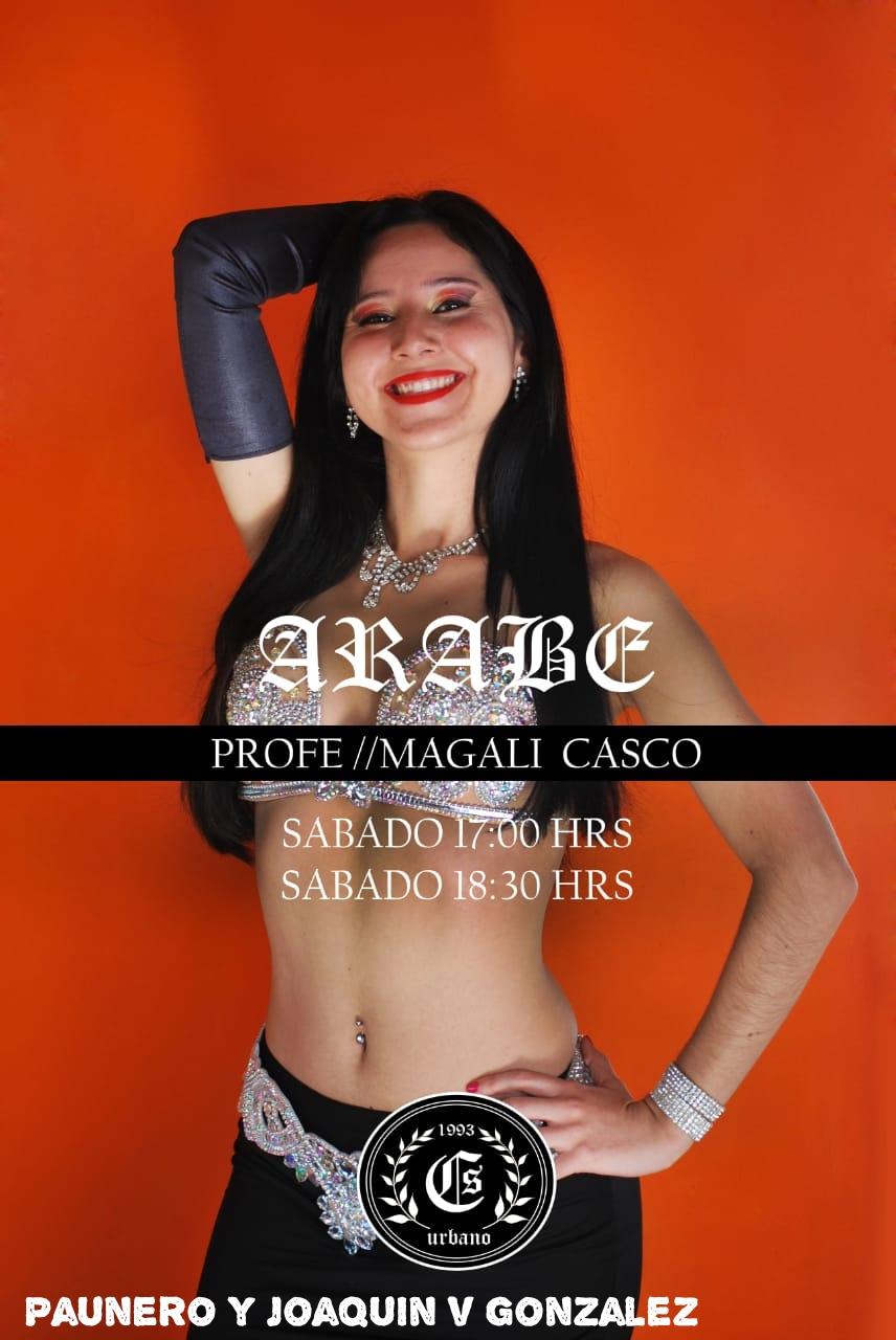 El sábado, danza árabe en CS Urbano. Arabe_13