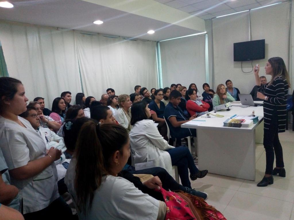 Malvinas Argentinas:  Jornada de actualización en el manejo de crisis de asma. Asma10