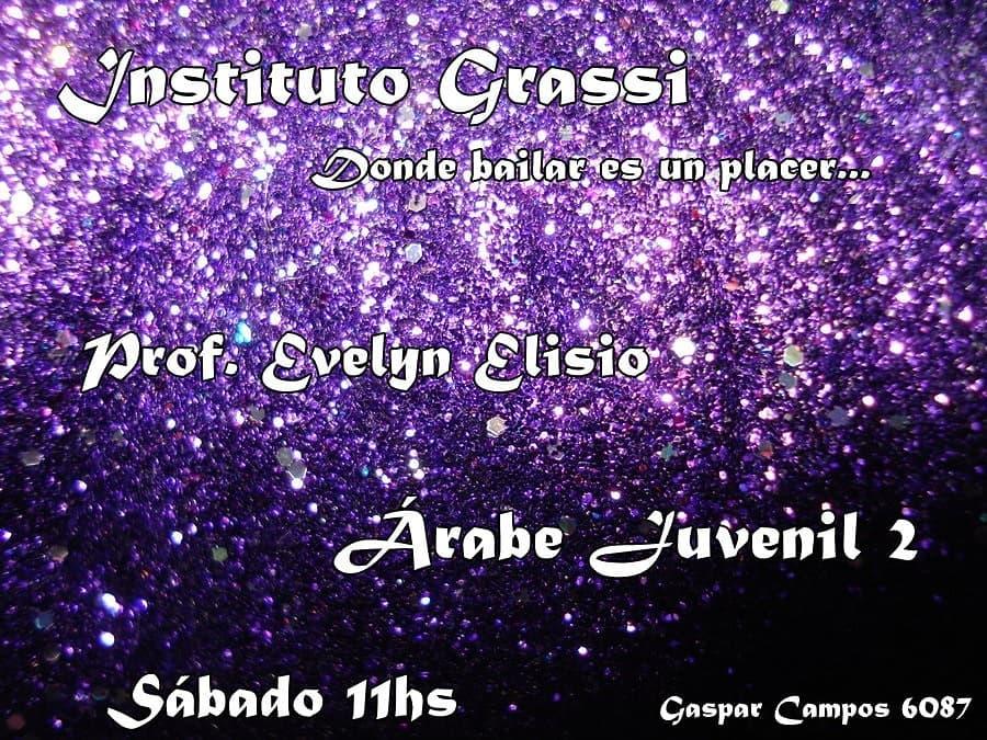 Instituto Grassi, sinónimo de danza árabe.... Aviso100