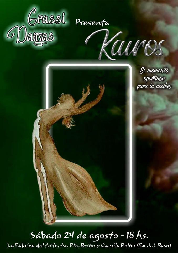 """Faltan pocos días... Llega """"Kauros"""". Aviso121"""