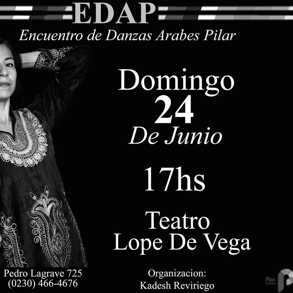 2018 - Falta muy poco, ya llega Eda Pilar 2018. Aviso_12