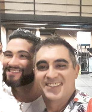 """Al Kursi: """"El que ve la función no vuelve a ser el mismo"""". Hoy estreno en la sala Mahmoud Reda de la ADS. Castro10"""