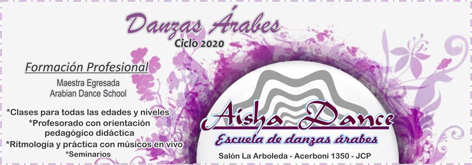 Escuela de danzas árabes Aisha Dance. Docencia para el arte. Covais11