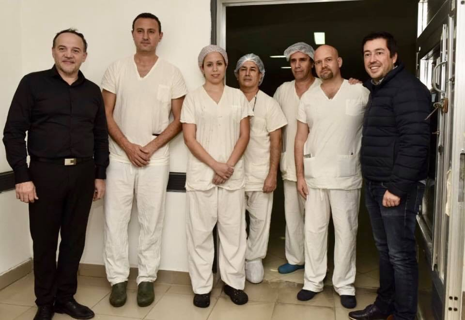 Malvinas Argentinas: 1000 cirugías de corazón. Img_0310